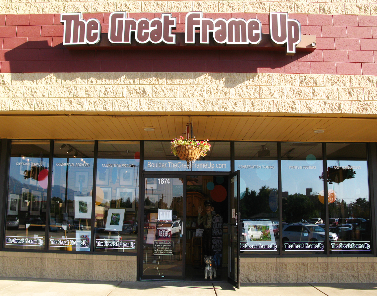 More About Our Store - The Great Frame Up :: Boulder